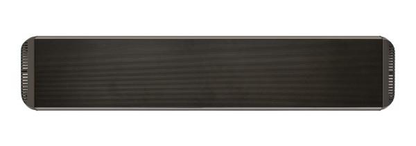 Infrarotheizstrahler CasaTherm Heatpanel HOTTOP 2400W schwarz