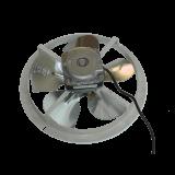 Brune Gebläsemotor kpl. mit Ring u. Lüfterflügel für B 250