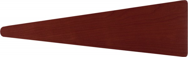 Flügelsatz 152 Mahagoni