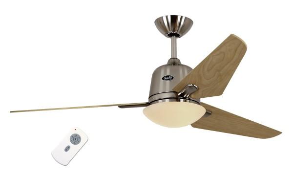 Deckenventilator Eco Aviatos 132 BN-AH