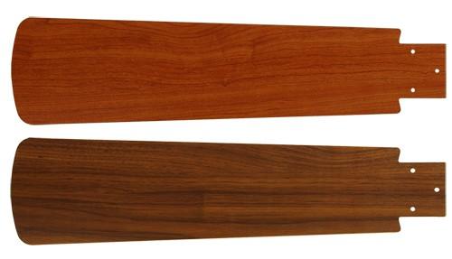 Flügelsatz 132 Nussbaum/Kirschbaum für Titanium