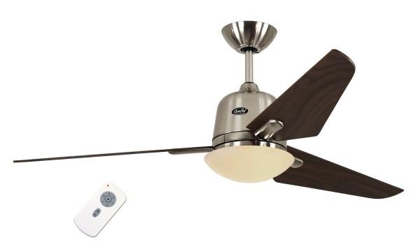 Deckenventilator Eco Aviatos 132 BN-NB