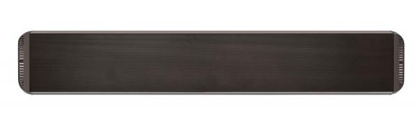 Infrarotheizstrahler CasaTherm Heatpanel HOTTOP 3200W schwarz