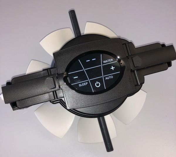 Antriebseinheit anthrazit für LW 45 Comfort Plus