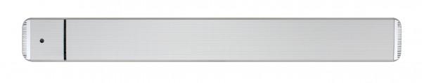 CasaTherm Heatpanel HOTTOP/D 3200W silber + FB + Schalter