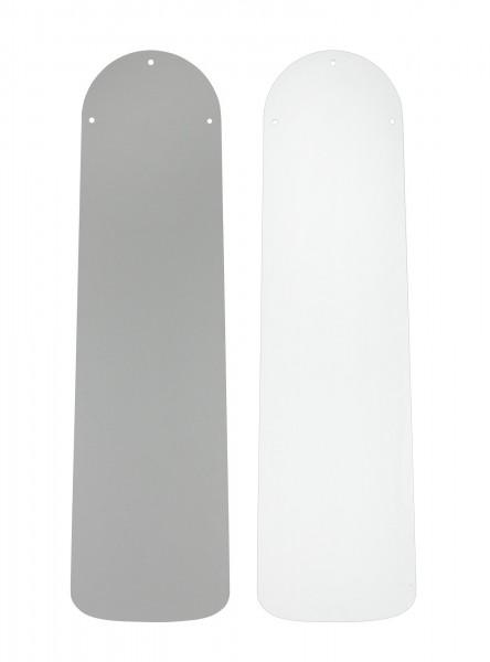 Austauschflügelsatz Lack weiß/lichtgrau 132