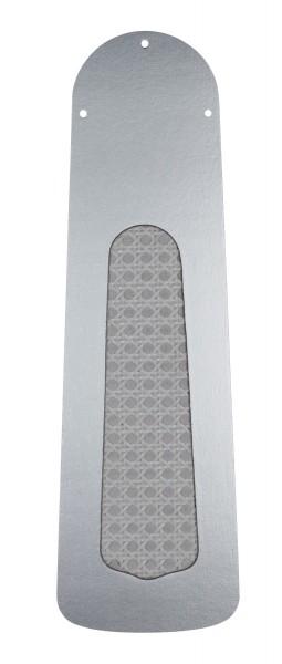 Austauschflügelsatz Lack silbergrau 103