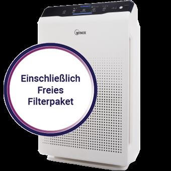 WINIX Luftreiniger ZERO + 1 zusätzliches Filterpaket
