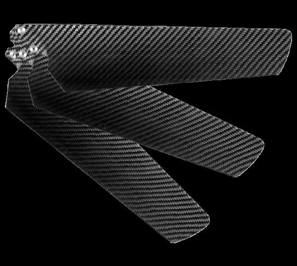Flügel 140 Carbon Black