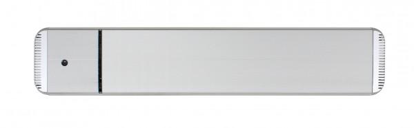 CasaTherm Heatpanel HOTTOP/D 1500W silber + FB + Schalter