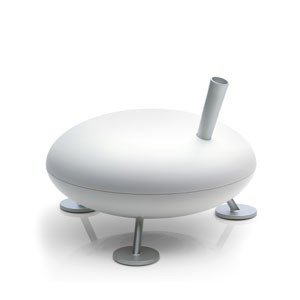 Stadler Form Design Luftbefeuchter FRED (Verdampfer) weiß