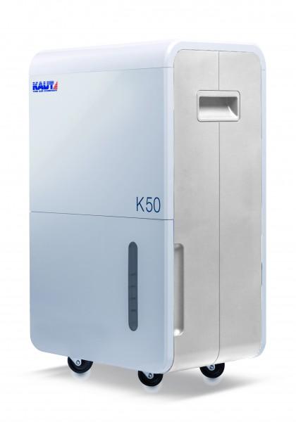 Kaut Raumtrockner K 50 mit Wasserbehälter und Kondensatpumpe