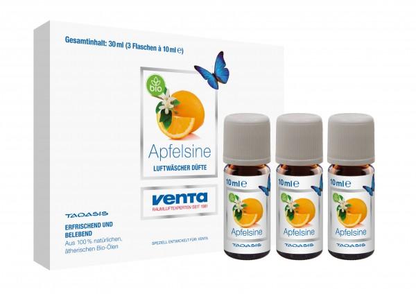 Venta Bio-Duft Apfelsine 3 x 10 ml