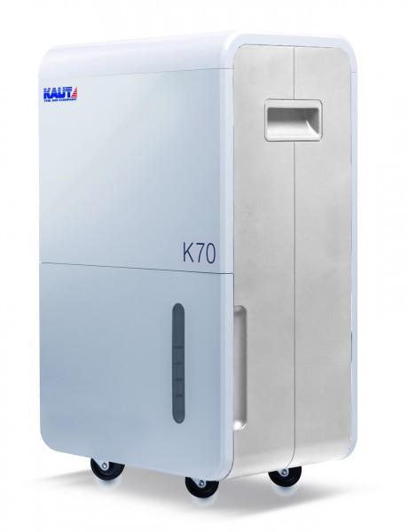 Kaut Raumtrockner K 70 mit Wasserbehälter und Kondensatpumpe
