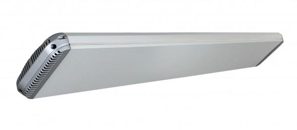 Infrarotheizstrahler CasaTherm Heatpanel HOTTOP 2400W silbergrau