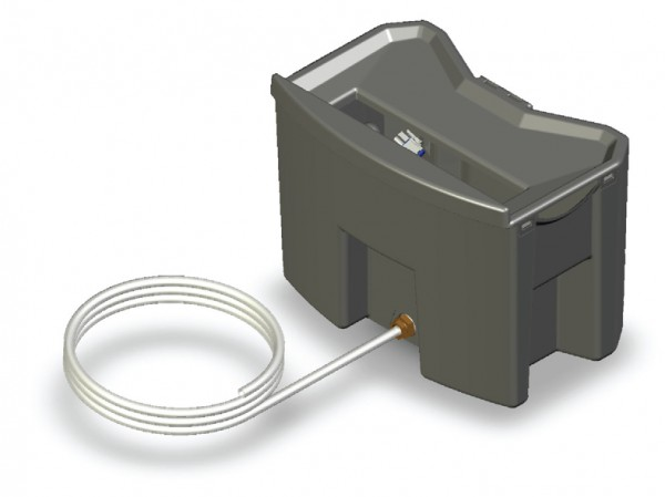 Dantherm Wasserbehälter 7 l mit Kondensatpumpe