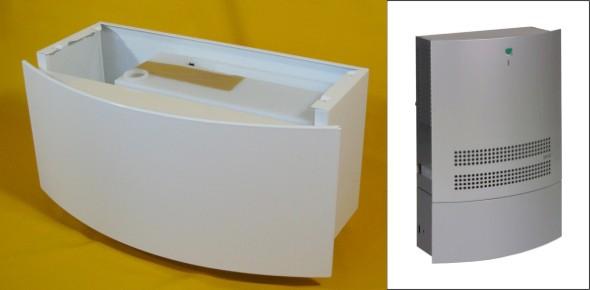 Dantherm Wasserbehälter für CDF 10 - weiß