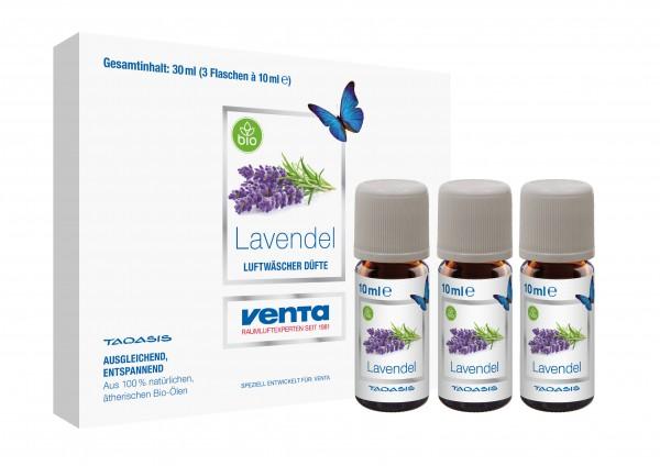 Venta Bio-Duft Lavendel 3 x 10 ml