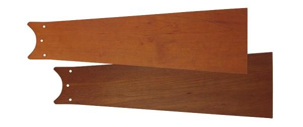 Flügelsatz 112 Kirsche/Nussbaum