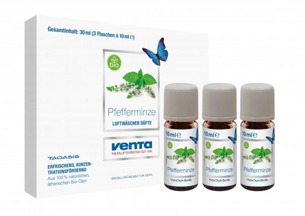 Venta Bio-Duft Pfefferminze 3 x 10 ml